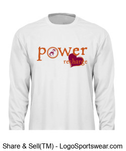 Badger Youth Core Long Sleeve Performance T-shirt Design Zoom
